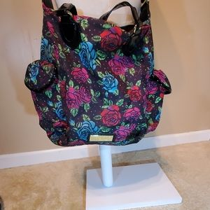 Betsey Johnson Bag Full of Rose's Crossbody Purse